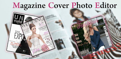 Magazine Cover Photo Editor apk