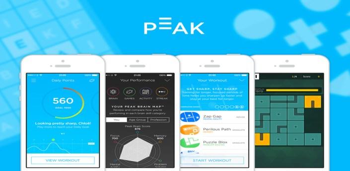 Peak – Brain Games & Training apk