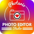 Photo Editor:Free Picture Effects,Filter & Collage Icon
