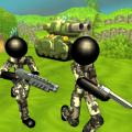Stickman Tank Battle Simulator Icon
