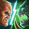 Soldier vs Aliens. Icon