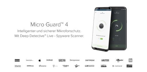 Microphone Blocker & Guard, Anti Spyware Security apk