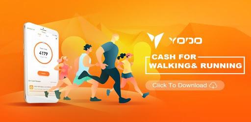 Yodo - Cash for walking & running apk