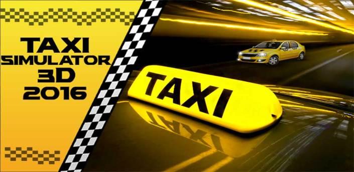 Taxi Simulator 3D 2016 apk