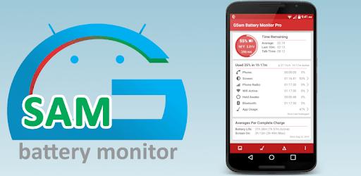 GSam Battery Monitor Pro apk