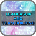 Leadership And Team Building Icon