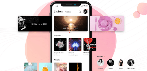 Armoni Music - iOS Music Player (NO ADS) apk