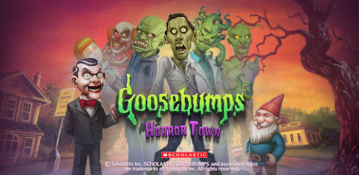 Goosebumps HorrorTown - The Scariest Monster City! apk