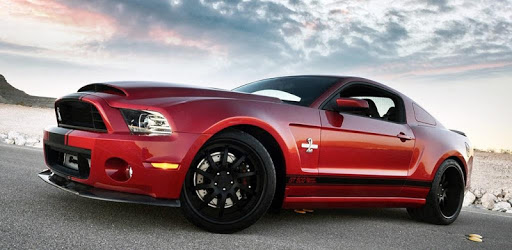Wallpaper For Awesome Mustang Shelby Fans apk