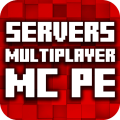 Multiplayer Servers for Minecraft Free Icon