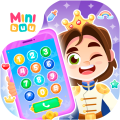 Baby Prince Phone for kids Icon