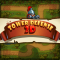 Tower Defense Games: Field Runners Tower Conquest Icon