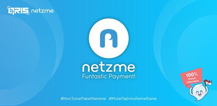NETZME - Funtastic QRIS Payment apk