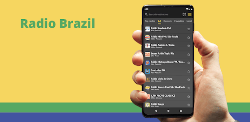 Free Brazil Radio: Live FM Radio Online apk