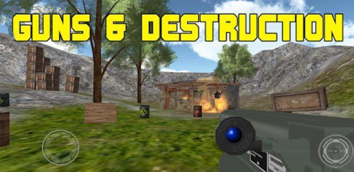 Guns & Destruction apk