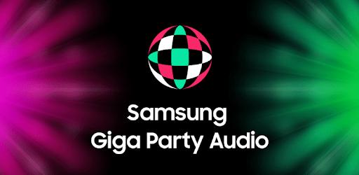 Samsung Giga Party Audio apk