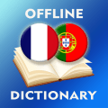 French-Portuguese Dictionary Icon