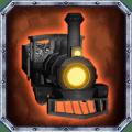 Wheels of steel – 3D train sim Icon