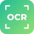 OCR Text Scanner : Convert Image Text To Digital Icon