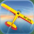 Real Plane Flight Simulator: Flying Pilot Icon