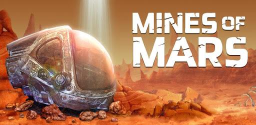 Mines of Mars Scifi Mining RPG apk