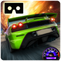 VR Real Car Furious Racing - VR Car Circuit Race Icon