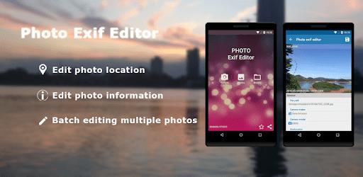 Photo Exif Editor Pro - Metadata Editor apk