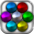 Magnet Balls: Physics Puzzle Icon