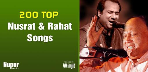 200 Top Nusrat & Rahat Fateh Ali Khan Songs apk
