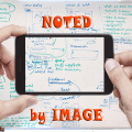 Note by Image Icon