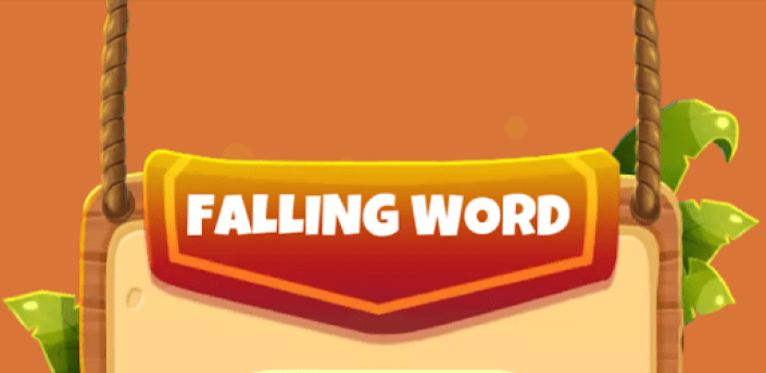 Falling Word - Challenge your brain apk