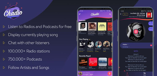 Radio FM & Podcast - Chadio apk