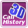 Call History 3D(Free) Icon