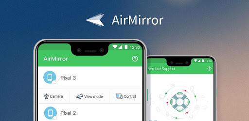 AirMirror: Remote support & Remote control devices apk