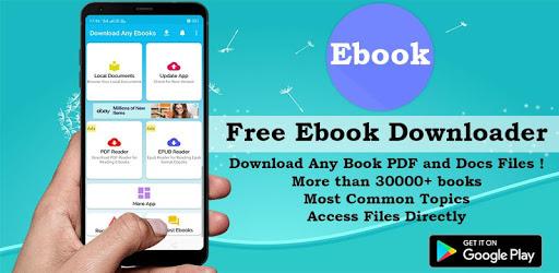 Free Ebook Downloader apk