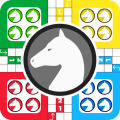 Petits chevaux : Small horses board game Icon