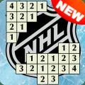 Hockey color hockey game Icon