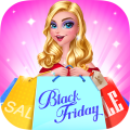 Mall Girl: Shopping Mania ❤ Dress Up & Makeup Game Icon
