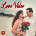 Love Video Status : Love Status Icon