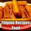 Filipino Recipes Food Icon