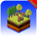 Mini World Craft 2 : Building and Crafting Icon