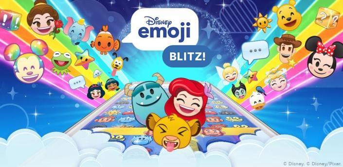 Disney Emoji Blitz apk