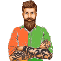 Hindi Cool Status and Quotes - Dadagiri Faadu Best Icon