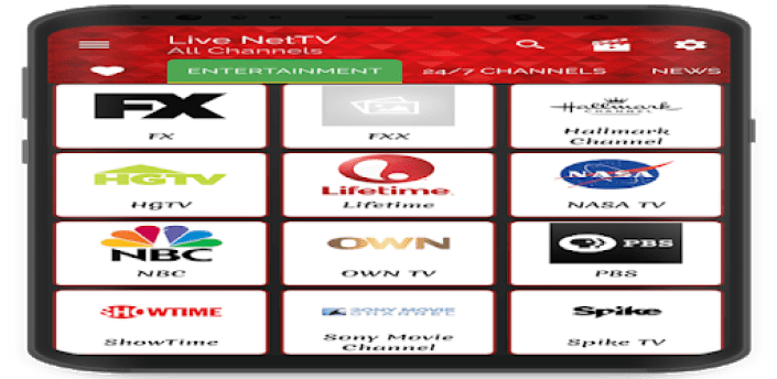 Guide Live NetTV and all channels apk
