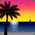 Sunrise Sunset Live Wallpaper Icon