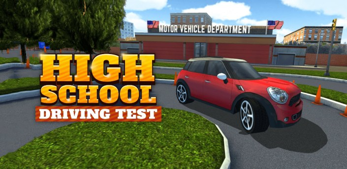 High School Driving Test apk