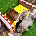 Idle Car Crusher Icon