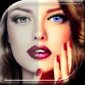 Beauty Selfie Makeup Camera Icon