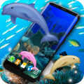 Dolphins HD Live Wallpaper Icon