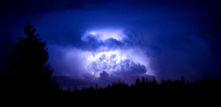 4K Thunderstorm Video Live Wallpaper apk